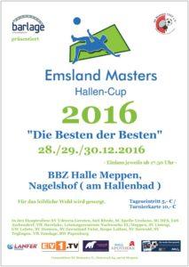 Emsland Masters 2016