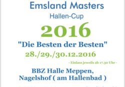 EmslandMasters Flyer