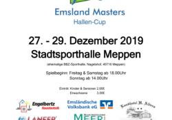 Emslandmasters 2019